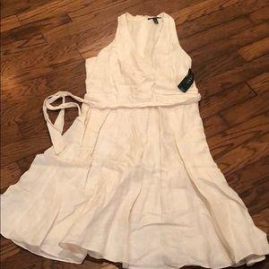 Ralph Lauren linen dress